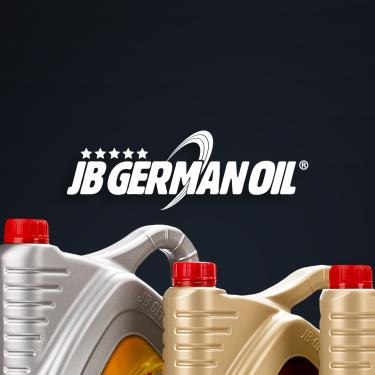 German Oil - Avtomobil yağları üçün Avtobrendinq