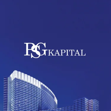 PSG Kapital - Veb Banner Konsepti