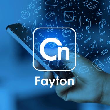 Fayton Mobil Tətbiqi